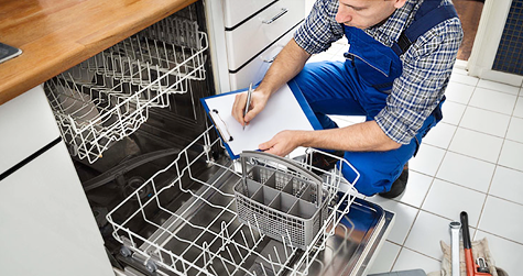 Wolf Dishwasher Repair in Las Vegas